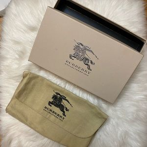 Burberry Other - Burberry Waller box and dust bag